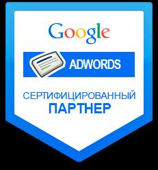 Официальный партнер компании Google